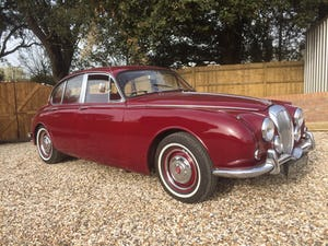 1968 v8 Daimler 250 Saloon For Sale (picture 1 of 9)