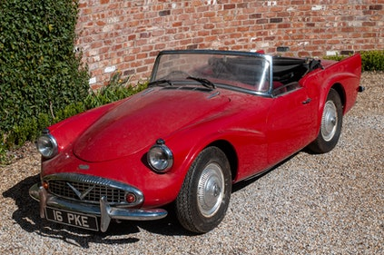 Picture of 1961 Daimler SP250 Dart For Sale by Auction