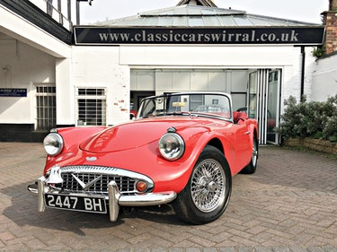 """Picture of 1962 DAIMLER SP250 DART """"B SPEC"""" For Sale"""