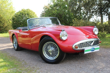 Picture of 1960 Superbly Restored and Presented Series A Daimler SP 250 For Sale