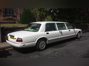 1997 Daimler Limo (inc. 5 Car Wedding Business) For Sale (picture 2 of 10)