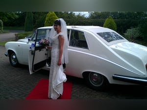 1997 Daimler Limo (inc. 5 Car Wedding Business) For Sale (picture 9 of 10)