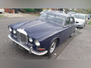 1969 The classic daimler 4.2 sovereign For Sale (picture 5 of 11)