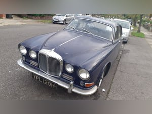 1969 The classic daimler 4.2 sovereign For Sale (picture 6 of 11)