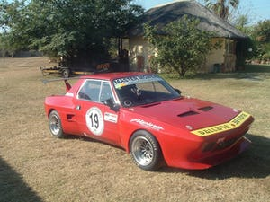 1974 Fiat X19 race car For Sale (picture 1 of 12)
