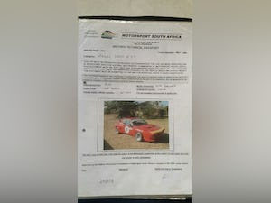 1974 Fiat X19 race car For Sale (picture 3 of 12)