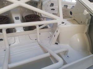 1973 Datsun 240z Rally Shell - FIA Approved CAGE For Sale (picture 4 of 6)