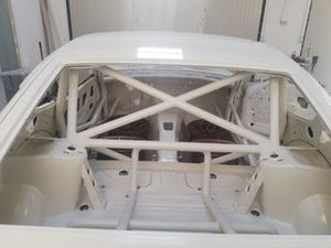 1973 Datsun 240z Rally Shell - FIA Approved CAGE For Sale (picture 5 of 6)
