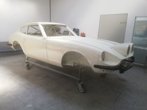 1973 Datsun 240z Rally Shell - FIA Approved CAGE For Sale (picture 6 of 6)