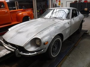 Picture of Datsun 240Z 6 cil. 2.4L 1973 to restore! For Sale