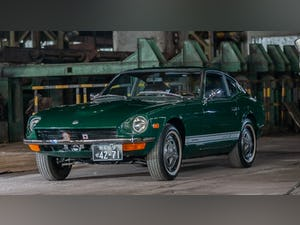 1972 Meticulously Restored Datsun 240z For Sale (picture 1 of 8)