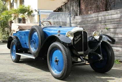 Picture of De Dion-Bouton Tourer Typ ID (Cabrio), RHD, 1920, 25.900,- € For Sale