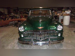1949 DeSoto Custom Woody Wagon For Sale (picture 2 of 6)