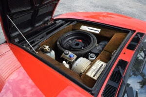 1986 De Tomaso Pantera GT5-S Factory Wide Body Very Rare  For Sale (picture 5 of 6)