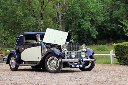 Picture of 1933 Delage Milord D6-11  For Sale