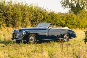 Picture of 1949 Delahaye 135 MS by Viotti For Sale