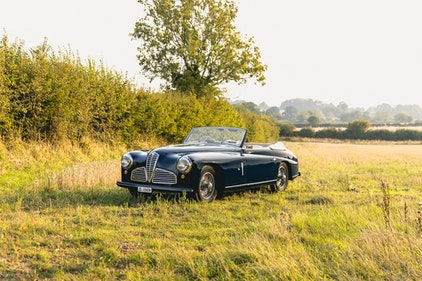 Picture of 1949 Delahaye 135 MS by Viotti - 1 of 3 For Sale