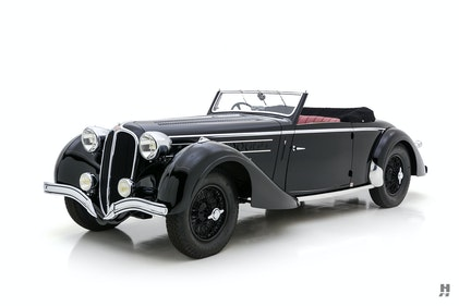 Picture of 1937 DELAHAYE 135 COUPE DES ALPES For Sale