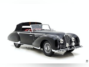 1948 DELAHAYE TYPE 135M CABRIOLET For Sale (picture 2 of 12)