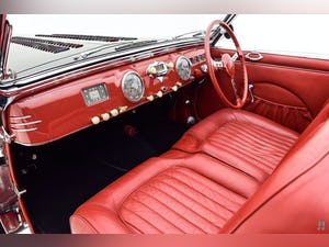 1948 DELAHAYE TYPE 135M CABRIOLET For Sale (picture 9 of 12)
