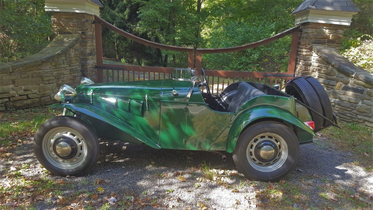 1952 Dellow MK II For Sale (picture 1 of 11)