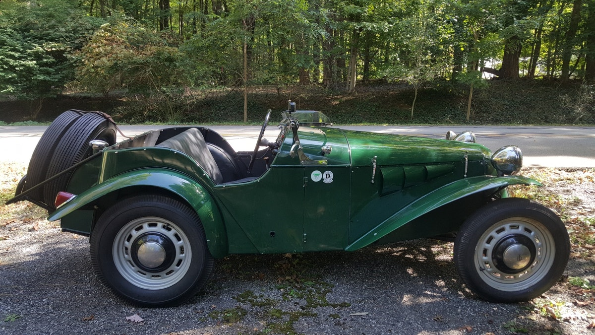 1952 Dellow MK II For Sale (picture 4 of 11)