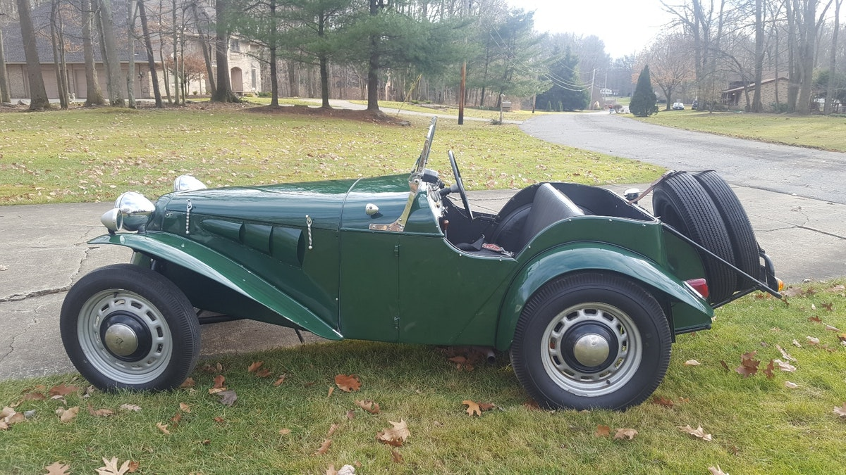 1952 Dellow MK II For Sale (picture 8 of 11)