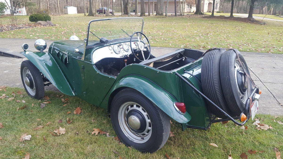 1952 Dellow MK II For Sale (picture 10 of 11)