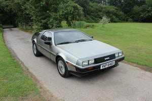 Picture of 1981 EXCELLENT, ORIGINAL DELOREAN DMC-12 SOLD