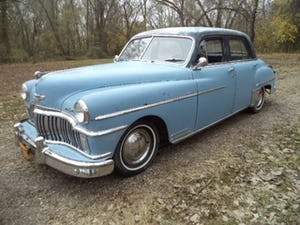 1949 DeSoto Deluxe 4dr Sedan For Sale (picture 1 of 12)