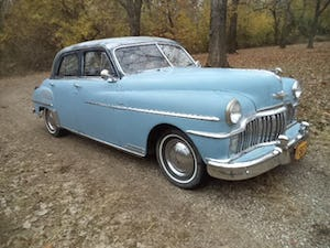 1949 DeSoto Deluxe 4dr Sedan For Sale (picture 3 of 12)