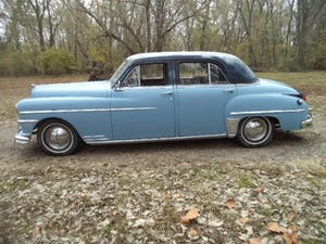 1949 DeSoto Deluxe 4dr Sedan For Sale (picture 4 of 12)
