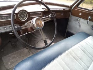 1949 DeSoto Deluxe 4dr Sedan For Sale (picture 6 of 12)
