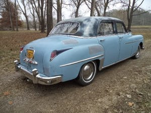 1949 DeSoto Deluxe 4dr Sedan For Sale (picture 12 of 12)