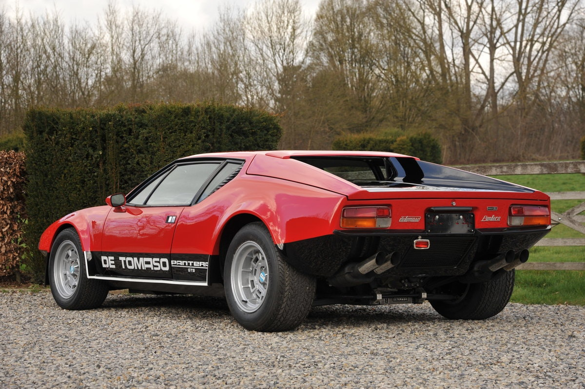 De Tomaso Pantera GTS (1974) For Sale (picture 3 of 6)