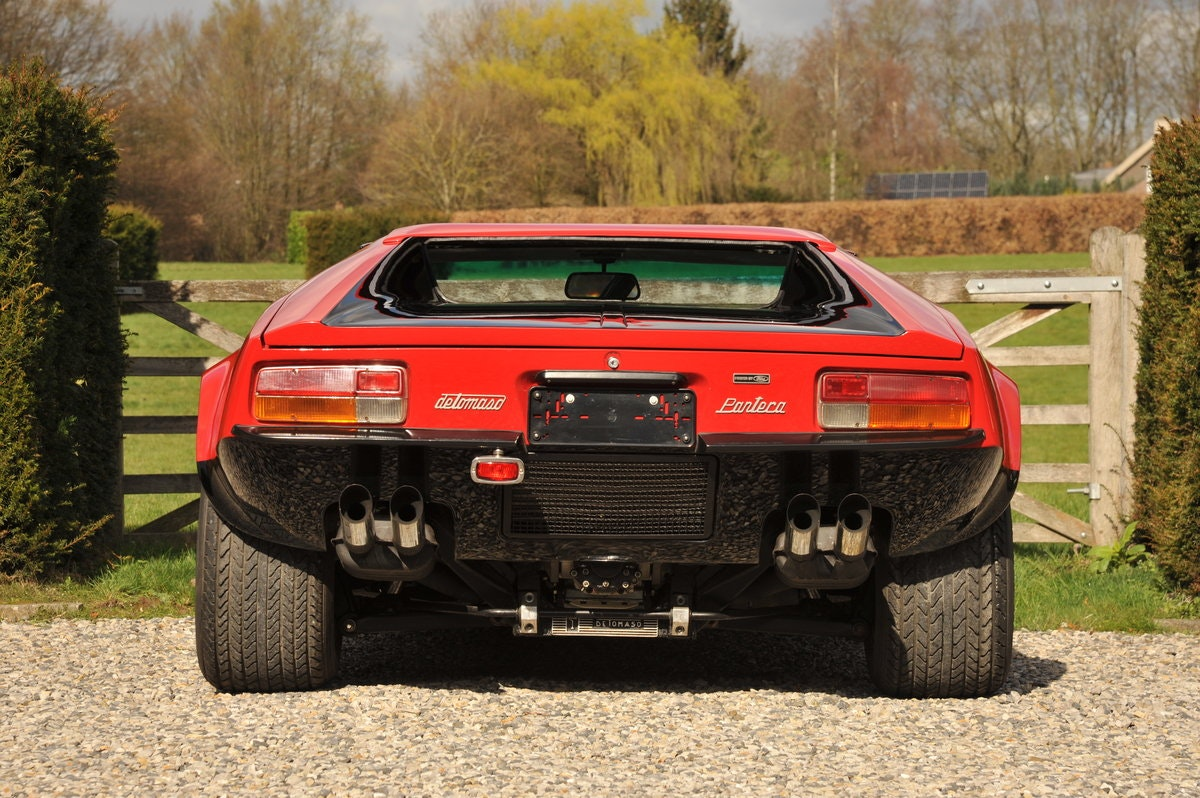 De Tomaso Pantera GTS (1974) For Sale (picture 4 of 6)
