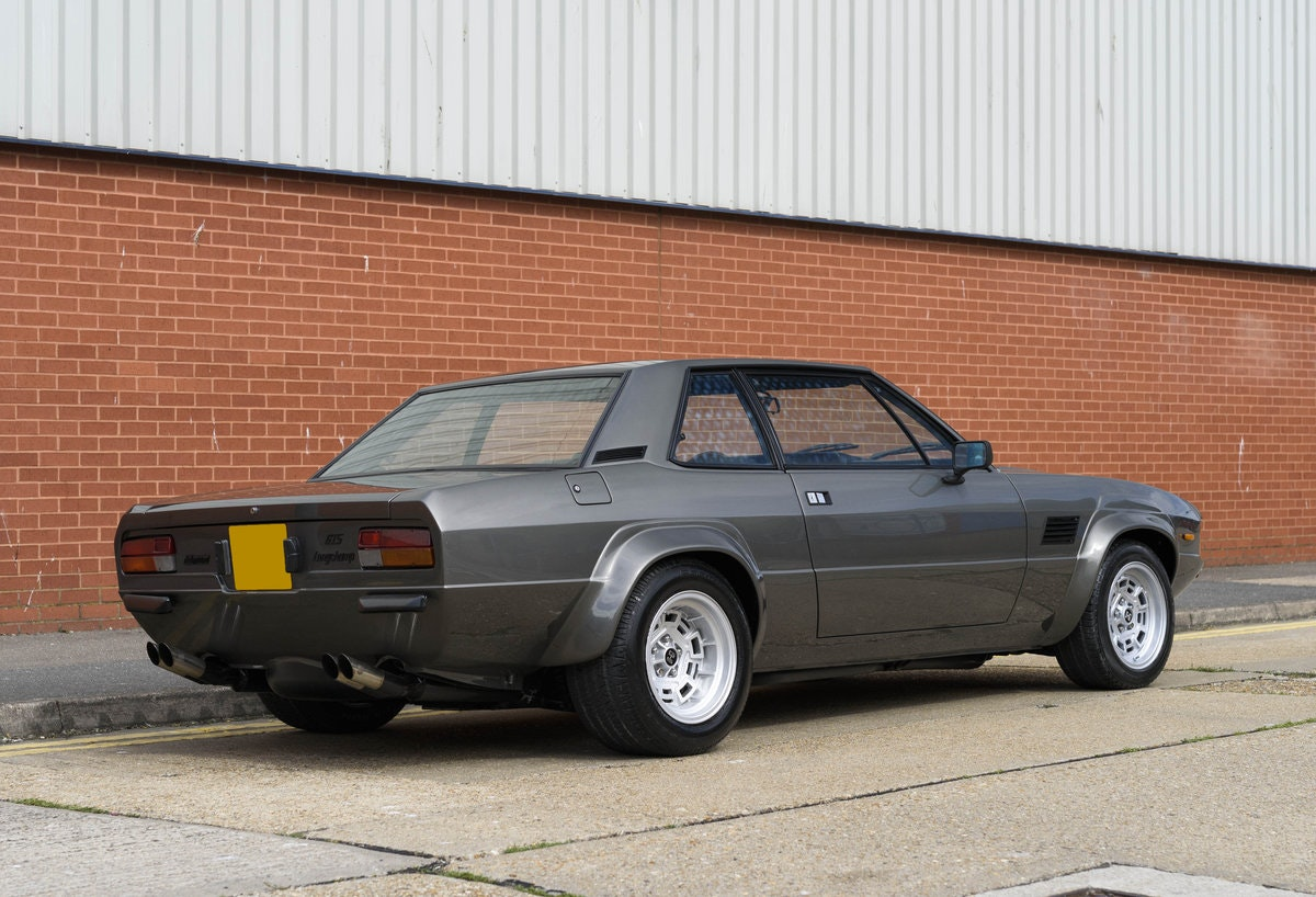 1974 De Tomaso Longchamp GTS Coupe For Sale in London (LHD) For Sale (picture 3 of 23)