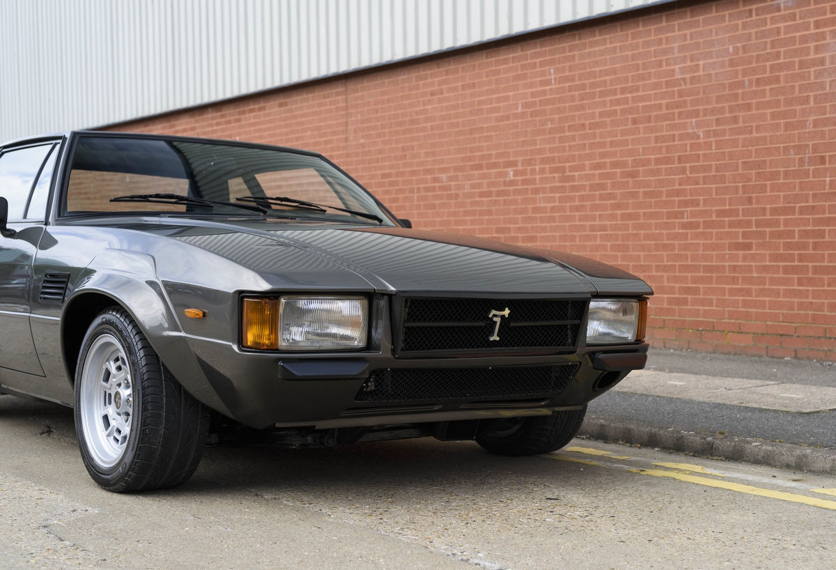 1974 De Tomaso Longchamp GTS Coupe For Sale in London (LHD) For Sale (picture 9 of 23)