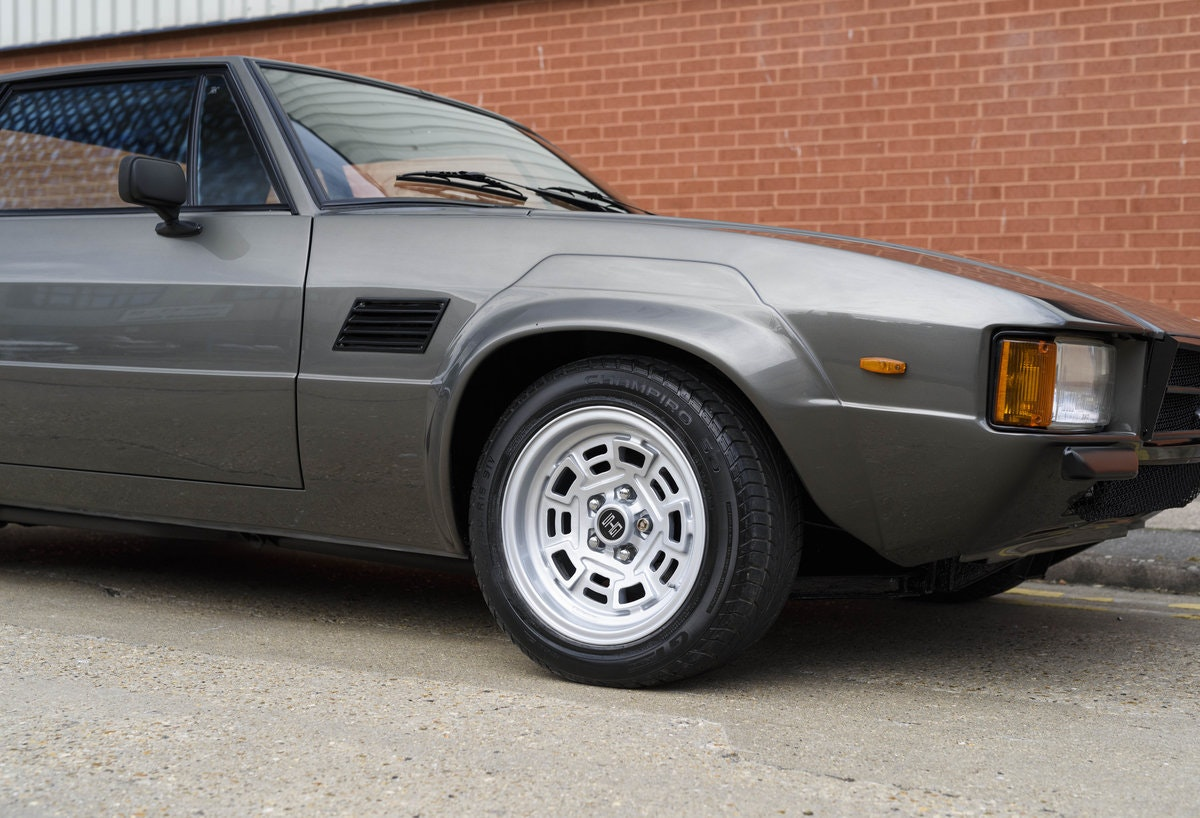 1974 De Tomaso Longchamp GTS Coupe For Sale in London (LHD) For Sale (picture 10 of 23)
