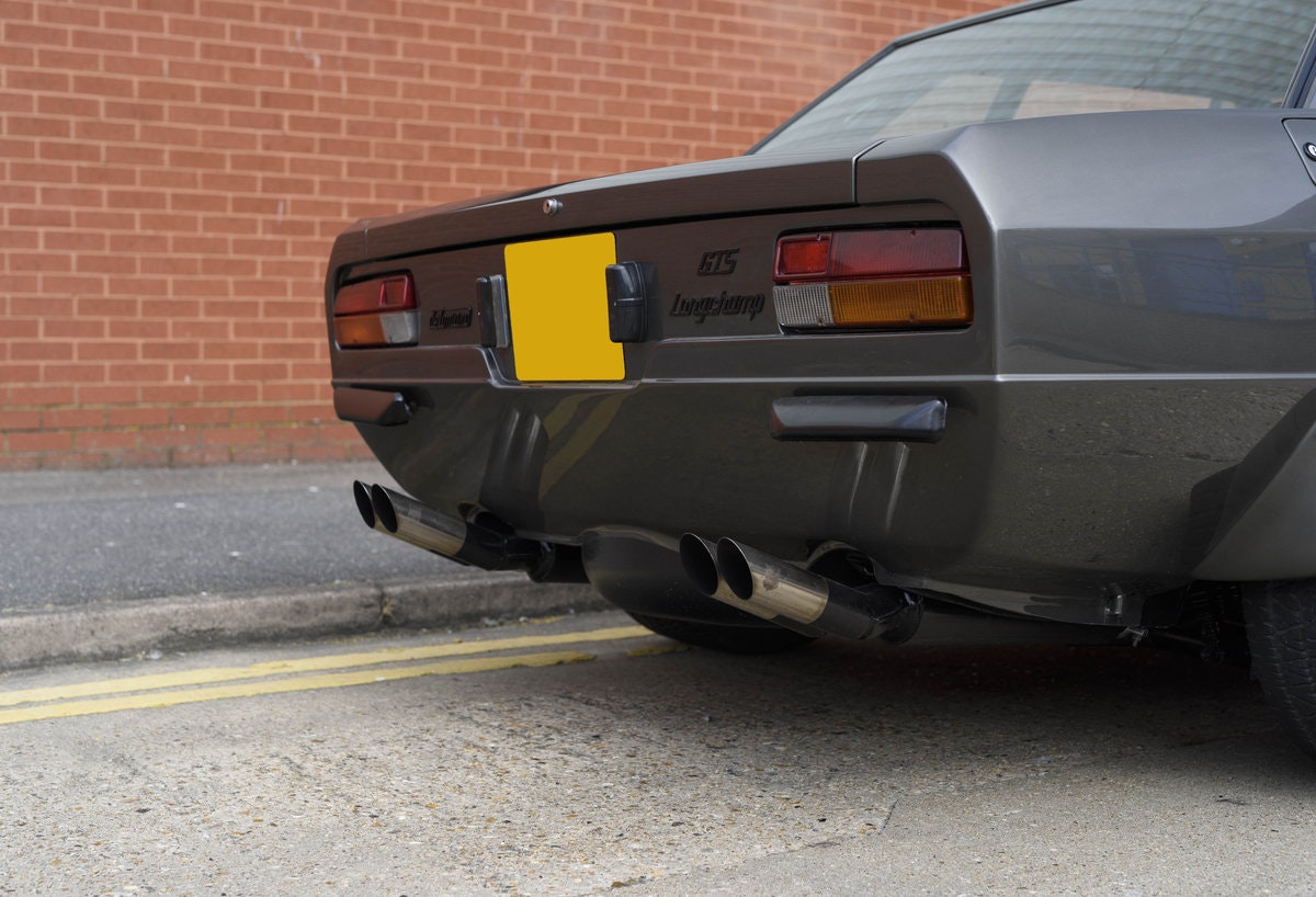 1974 De Tomaso Longchamp GTS Coupe For Sale in London (LHD) For Sale (picture 12 of 23)