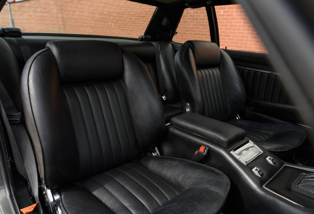 1974 De Tomaso Longchamp GTS Coupe For Sale in London (LHD) For Sale (picture 17 of 23)