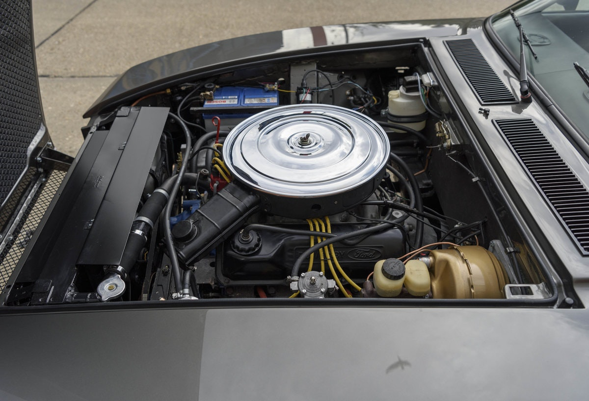 1974 De Tomaso Longchamp GTS Coupe For Sale in London (LHD) For Sale (picture 19 of 23)