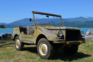 Picture of 1960 DKW Munga Jeep For Sale
