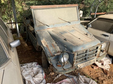 Picture of 1960 Jeep dkw munga project For Sale