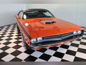 1971 Challenger shaker RT rare & in concours condition For Sale (picture 1 of 12)