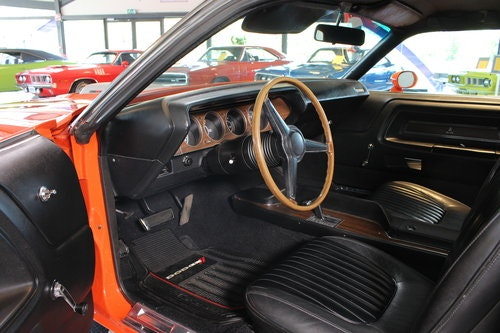 1971 Challenger SHAKER RT rare & in concours condition ! For Sale (picture 4 of 6)