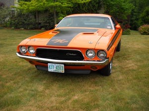 1973 Dodge Challenger (Gilford, NH) $49,900 obo For Sale (picture 1 of 6)