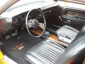 1973 Dodge Challenger (Gilford, NH) $49,900 obo For Sale (picture 4 of 6)