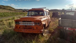 Picture of 1966 Dodge Panel  SOLD by Auction