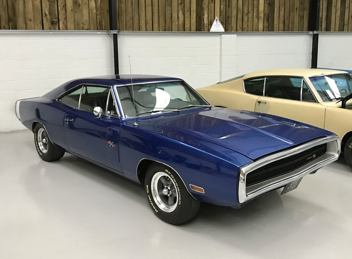 1970 Dodge Charger 440 R/T 500+HP For Sale (picture 1 of 12)